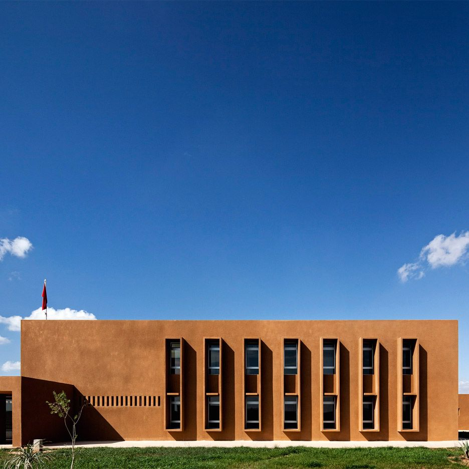 Guelmim School of Technology, Guelmim, Morocco; by Saad El Kabbaj, Driss Kettani and Mohamed Amine Siana