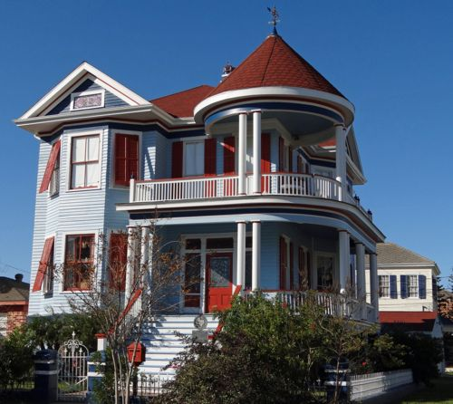 victorian house porches victorian home with turret balcony love the porches on both