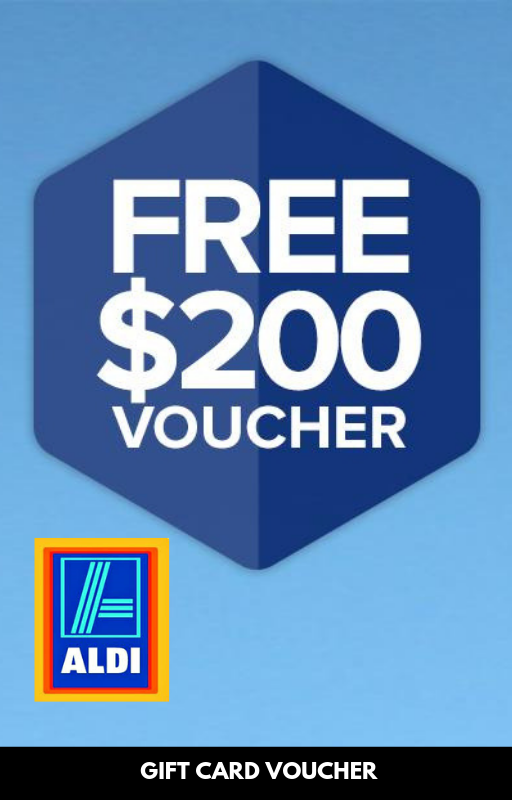 Win 200 Aldi Vouchers Share Your Feedback With Aldi Store Just By