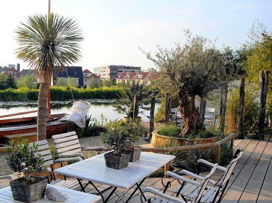 Mediterrane tuin mediterranean garden mediterraanse for Diana tuin
