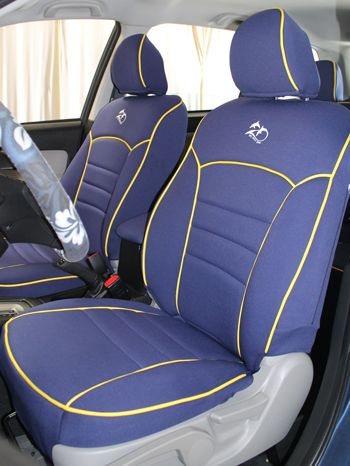 Subaru Forester Full Piping Seat Covers Seat Covers Subaru Subaru Forester