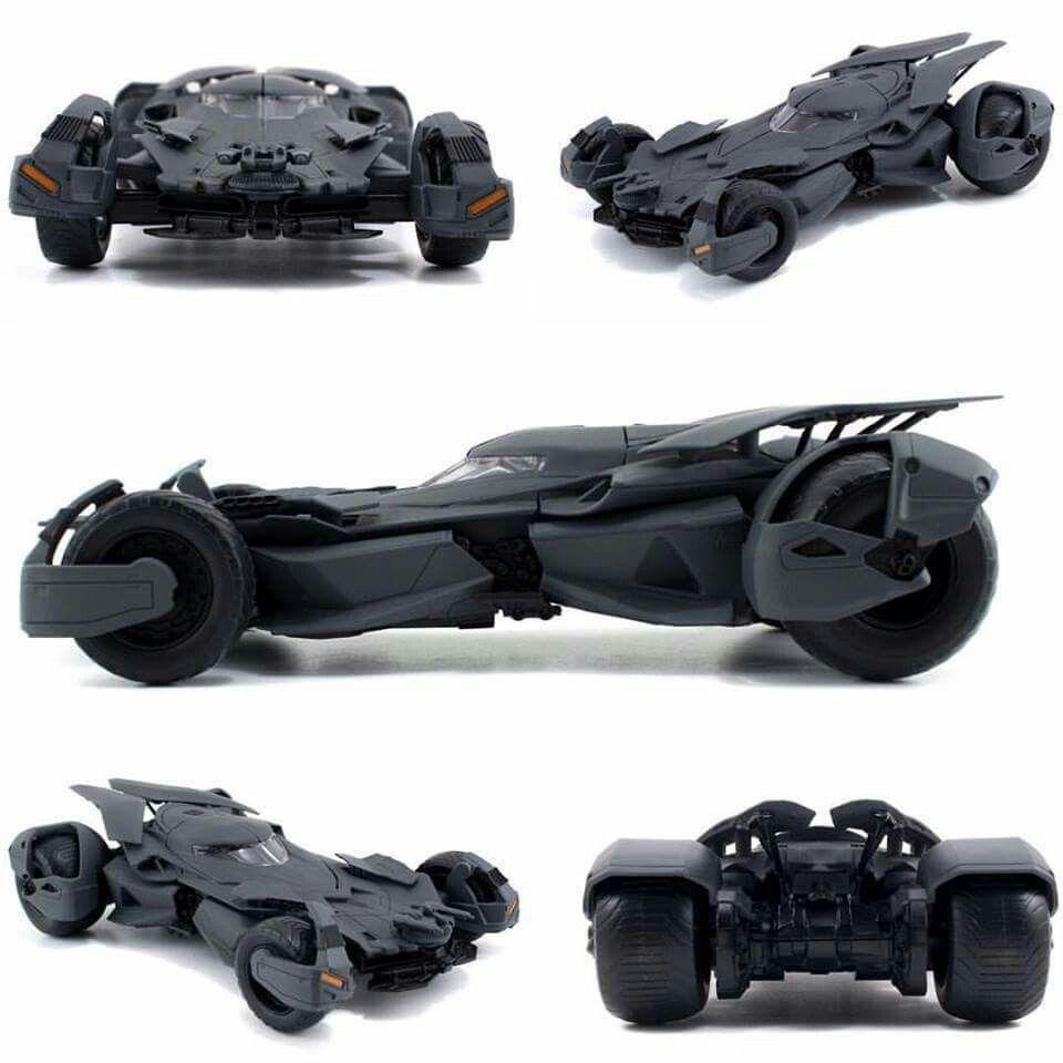 DoJ Batmobile