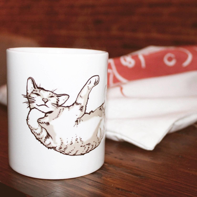 Good Cat Mug, $1000