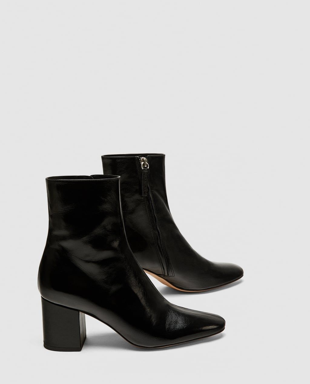 BOTÍN TACÓN PIEL in 2019 | High heel stiefel, Stiefeletten