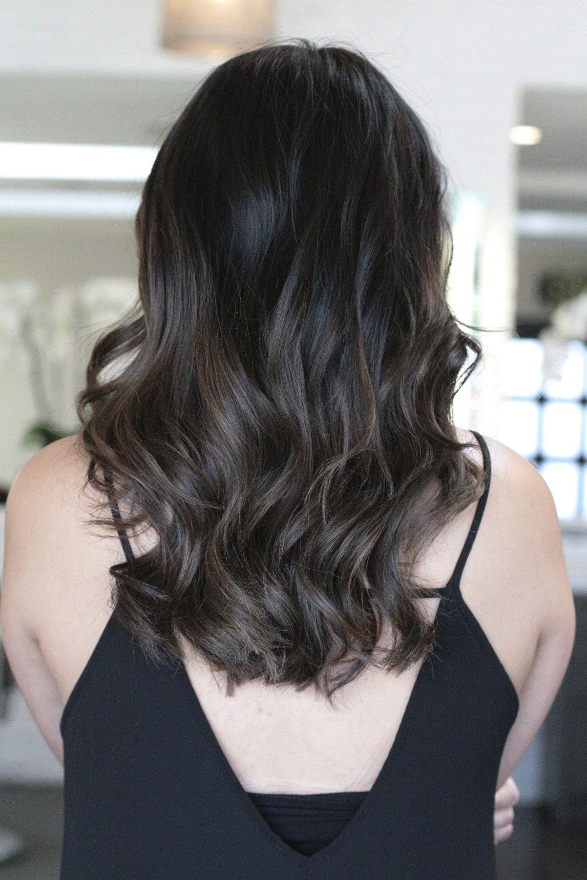 Subtle Brunette Highlights Hair Pinterest Subtle Brunette