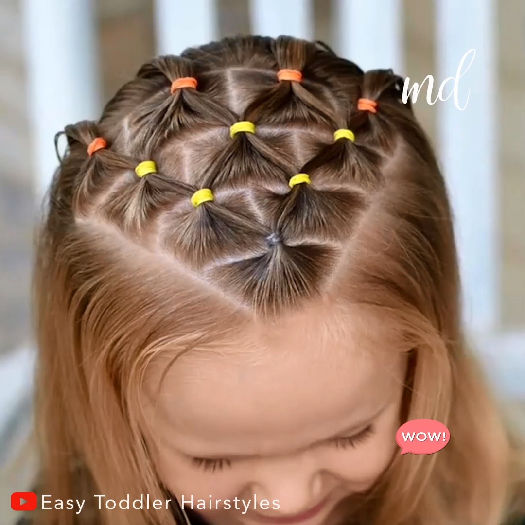 It's A Super Cute And Festive Hairstyle - Hair Beauty