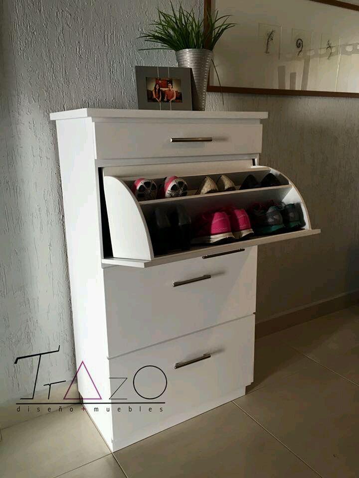 Cajonera para zapatos ideas decoraci n para el hogar en for Ideas de decoracion para el hogar