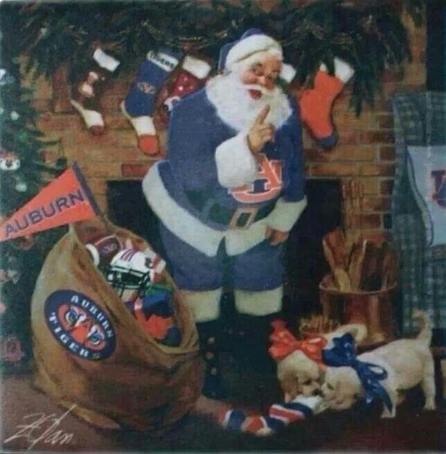 We Got An Early Christmas Present War Eagle Pinterest