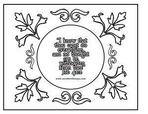 God Blesses Job Sunday School Lesson Job 42 1 10 October 26