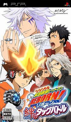 Pinay Otaku Game Highlight 6 Katekyo Hitman Reborn Kizuna Reborn Katekyo Hitman Hitman Reborn Anime