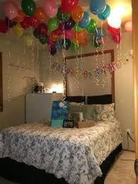 Resultado de imagen para decoracion de cuartos para for Cuartos decorados feliz cumpleanos
