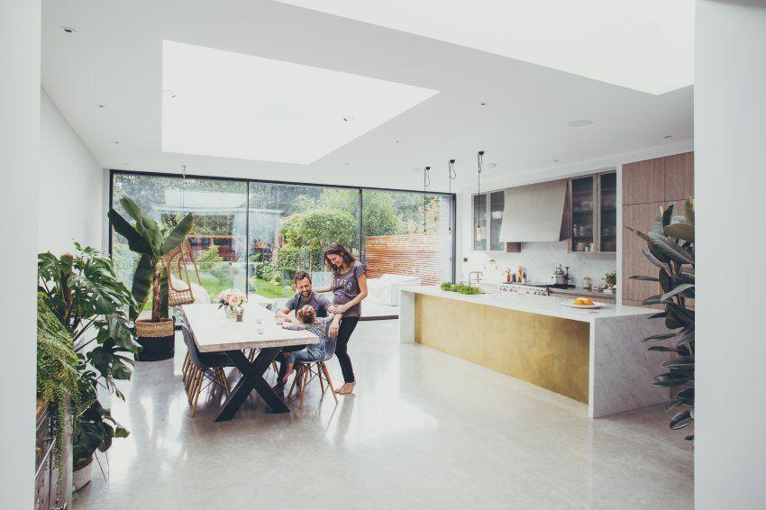 kreative moderne wohnung interieur donovan hill, http://www.spiegel.de/fotostrecke/jonathan-donovan-londoner, Design ideen