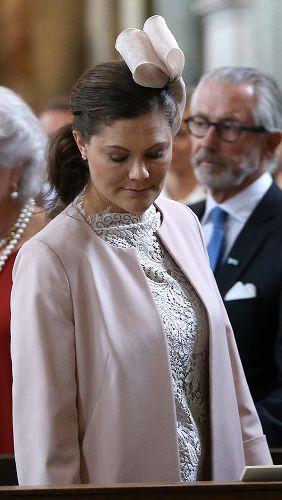 Crown Princess Victoria, April 22, 2016