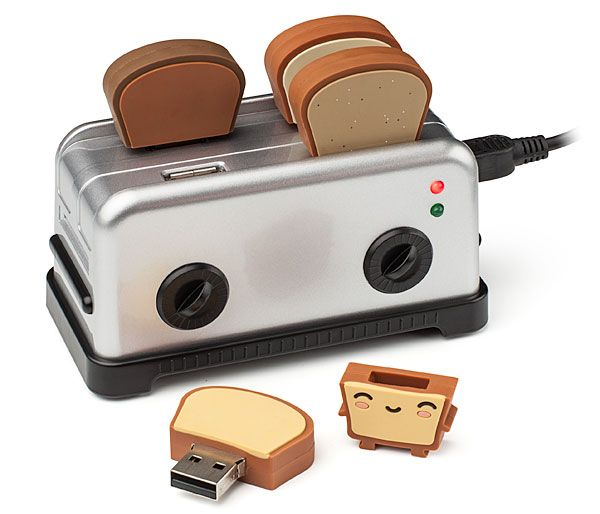 Tostadora USB