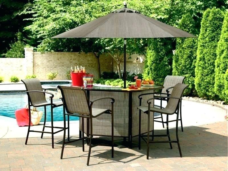 Bar Outdoor Pallet Furniture