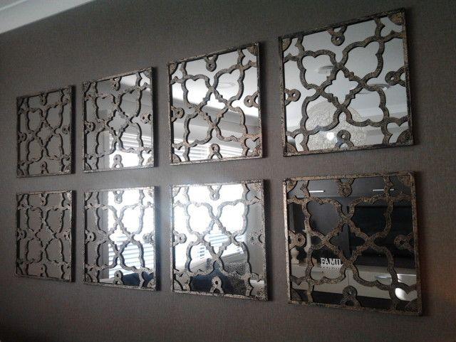 Beautiful Mirror Wall Art Decor