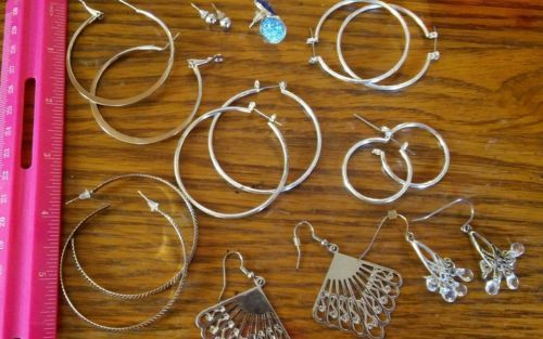 fashion earrings lot 9 pr hoops dangle druzy stud https://t.co/Lwjt7W4oo8 https://t.co/bufbzhiZLc