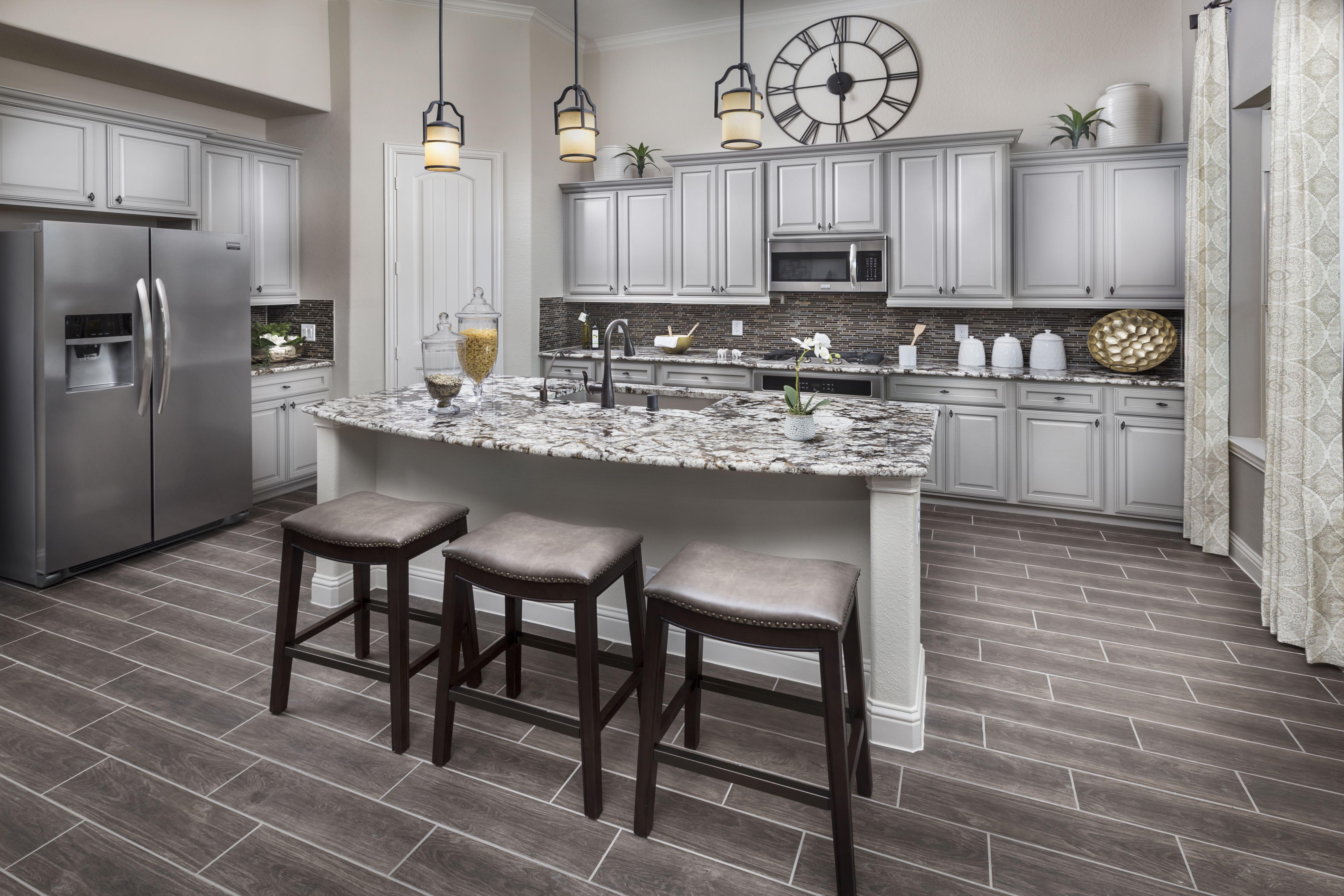Lennar Kitchen in Walnut Creek Camden & Vista Collections