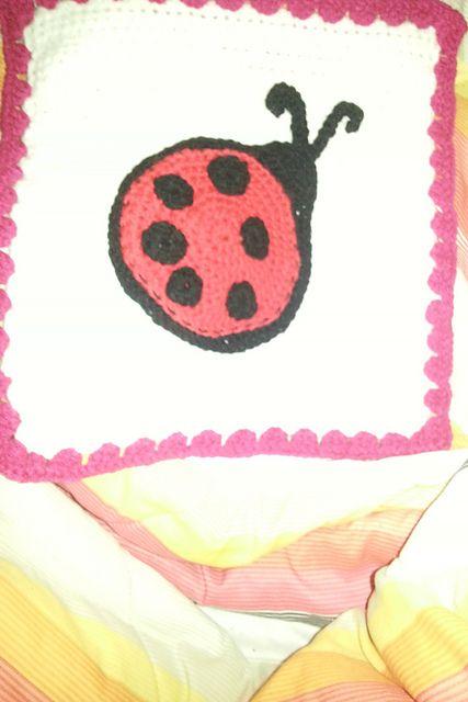 Ravelry: de csoul2276 manta cumpleaños de Josephine
