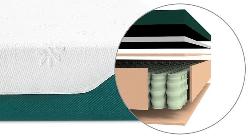 Trisha Metal Platform Bed Frame With Headboard Bed Frame
