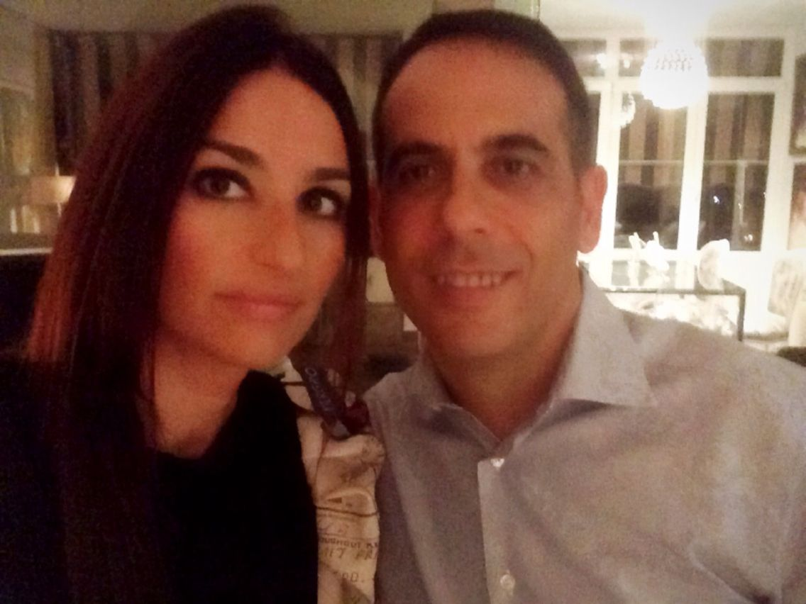 Selfie despidiendo los 40, vamos a darlo todo, que tiemble Málaga!