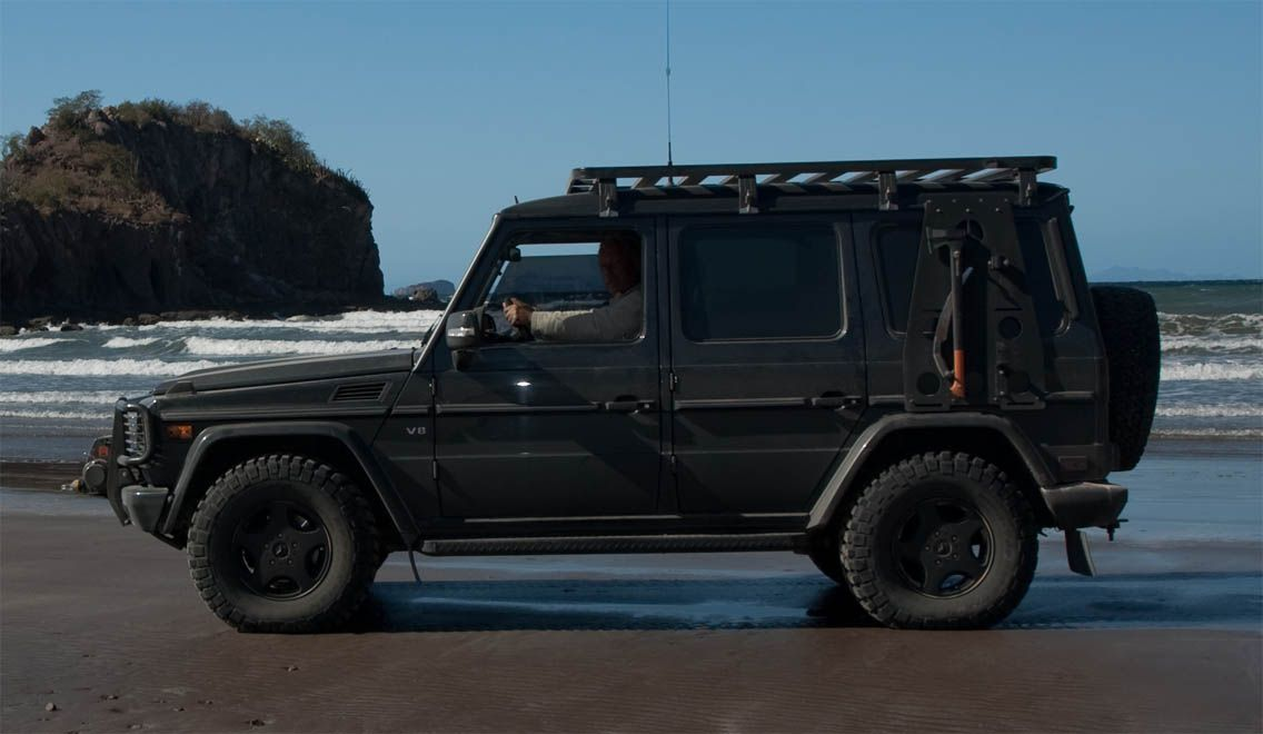 G Wagon Roof Rack