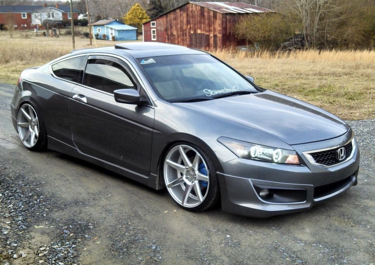 Awesome Honda Accord Coupe White  Car Images Hd  Honda