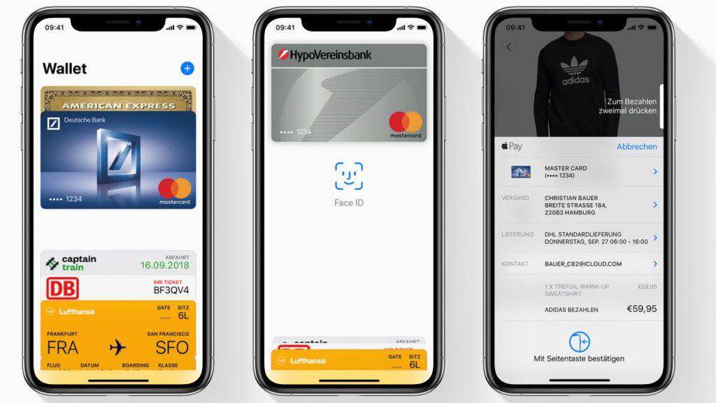 Bildergebnis Fur Apple Pay Apple Iphone 6s Plus Computer Bild Computer