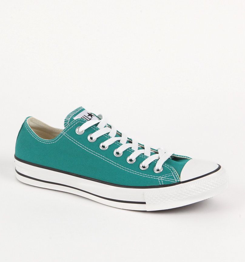 Converse Chuck All Star Teal Sneakers