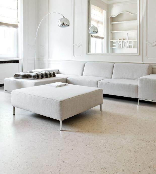 Korkboden weiß  Korkboden: Vor- und Nachteile | Korkboden, Schöner wohnen und Fußboden