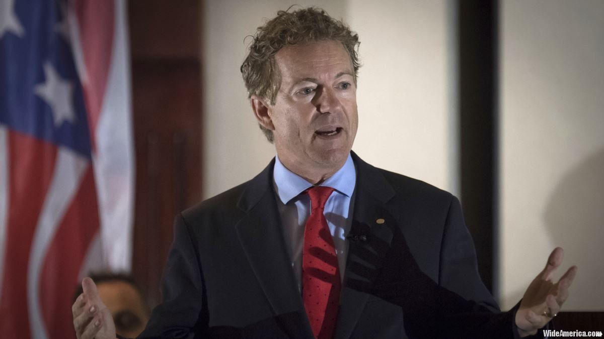 Sen Paul S Alleged Attacker Charged With Federal Crime