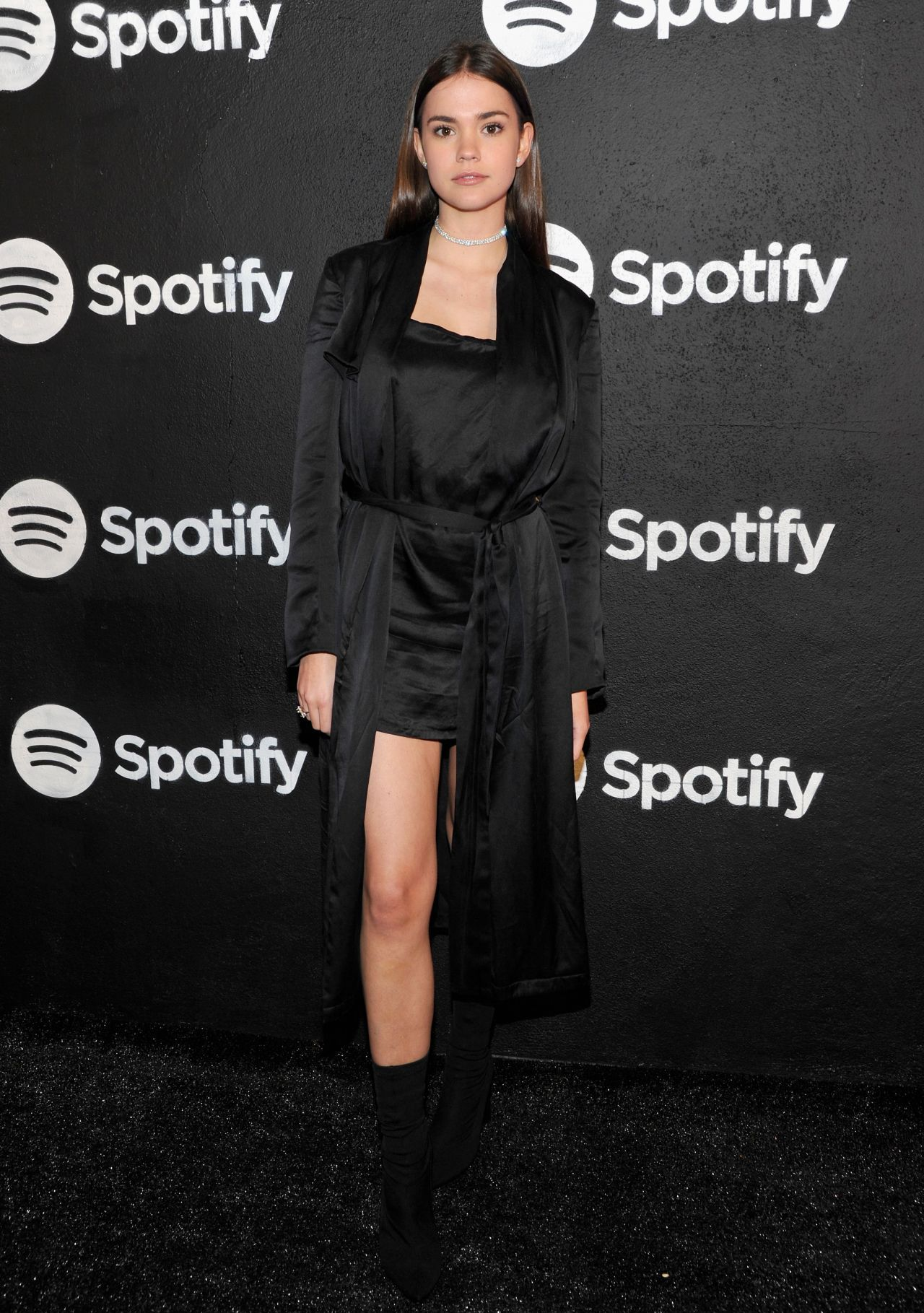 Maia Mitchell at Spotify Celebrates Best New Artist
