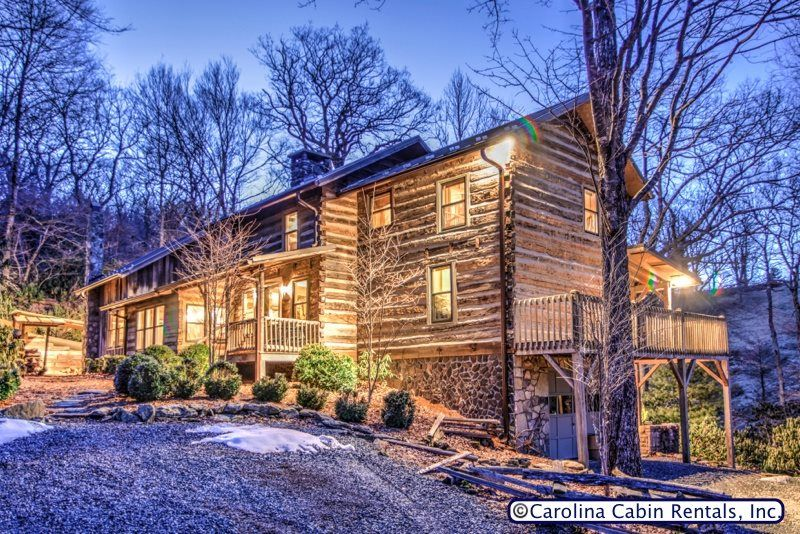 vacation near mountains cabin cabins rentals bryson rustic nc log rental home in city asp two bedroom the