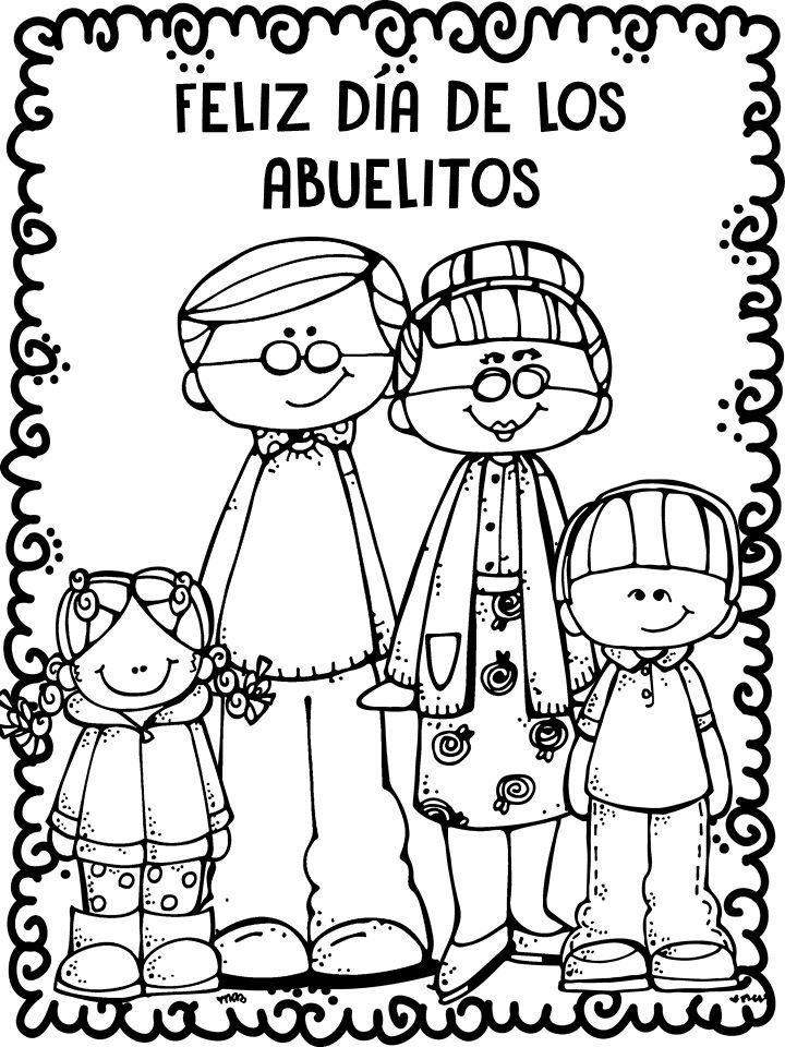 Pin von Denia Patricia Quesada V. auf Día de Abuelitos | Pinterest ...