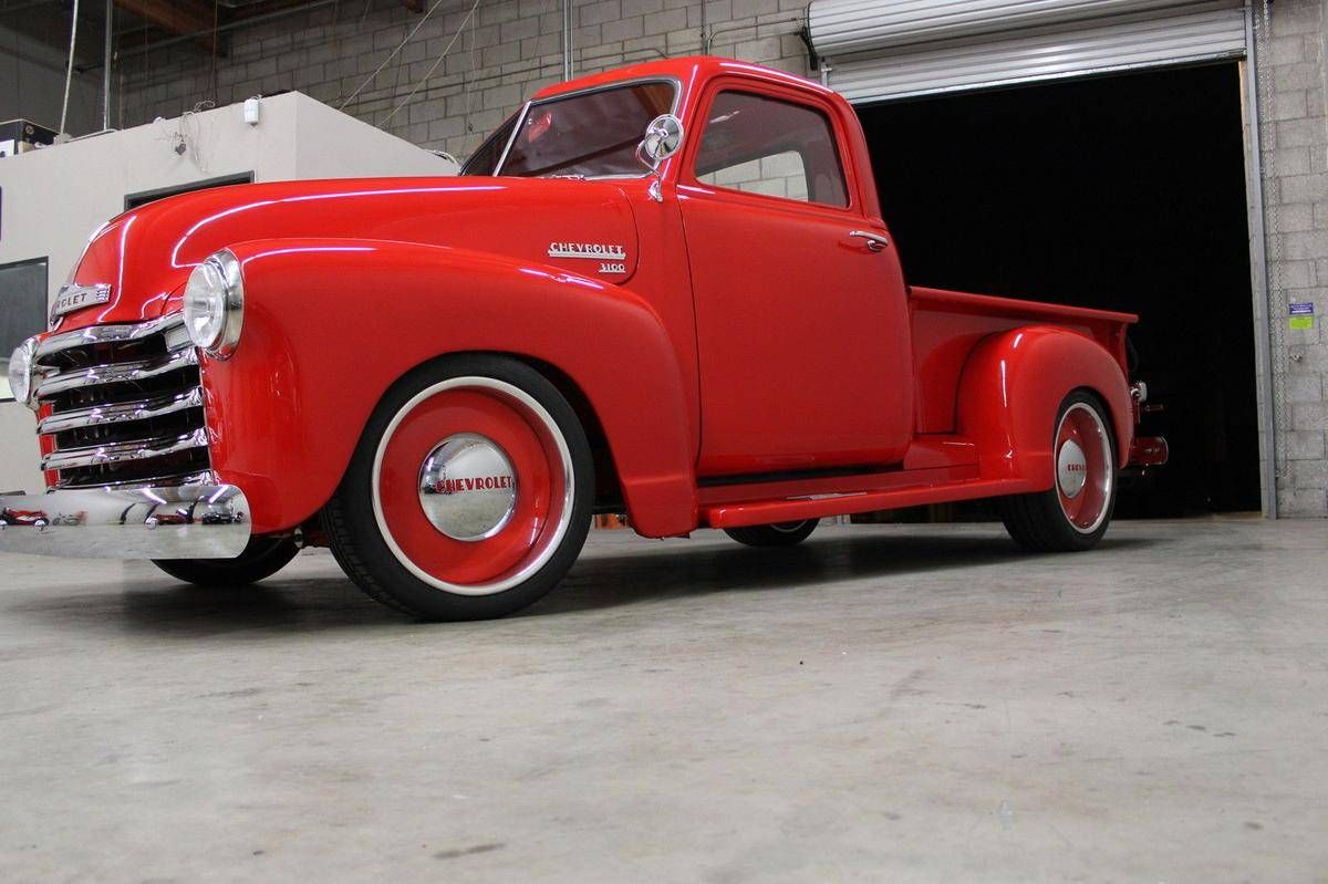 1949 chevrolet 3100 ls3 pro touring classic truck image 1 of 22