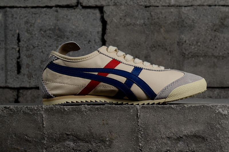 quality design f4259 52c6a Mode Asics Onitsuka Tiger Mexico 66 Off-White blanc Dark ...