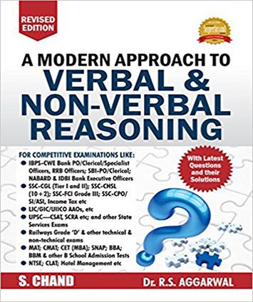 Verbal and non verbal reasoning by rs aggarwal pdf engineering gate exam fandeluxe Image collections