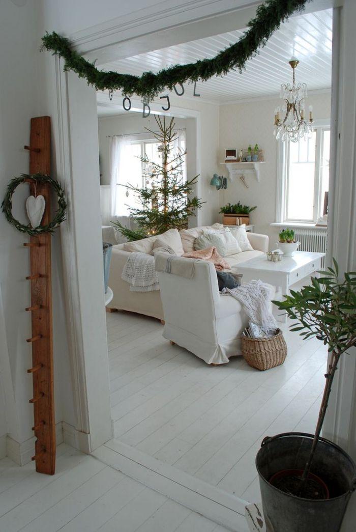 Photo of 38 Weihnachtsdeko Ideen mit skandinavischem Flair