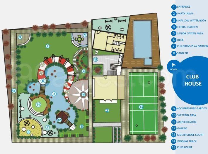 Club house plans escortsea for Clubhouse blueprints