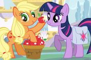Ponyville Valentine Card Creator  My Little Pony Games
