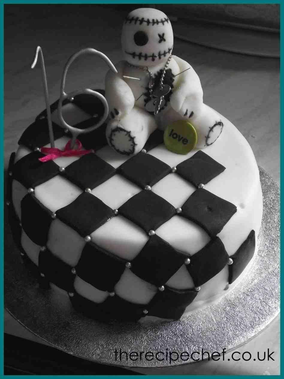 Emo Wedding Cakes Cake Chef Cake Gothic Cake