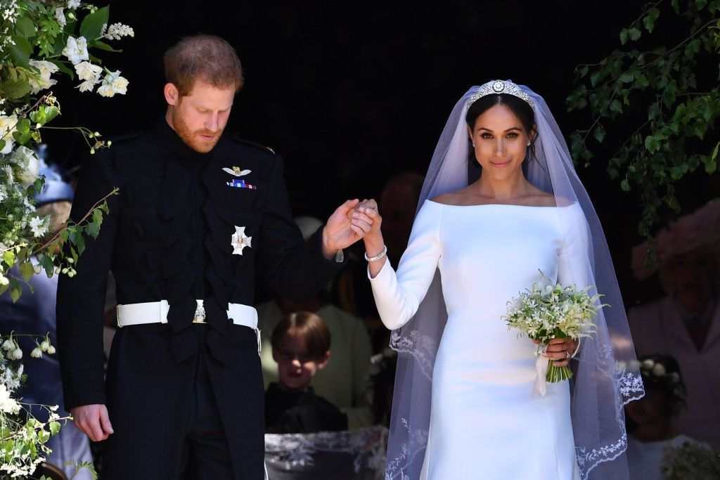 take a look back at all the best photos from prince harry and meghan markle s wedding meghan markle wedding dress royal wedding harry harry and meghan wedding pinterest