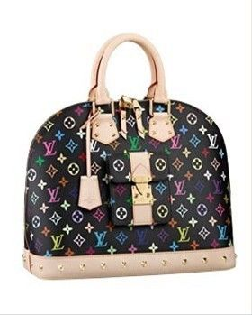 280.00 Louis Vuitton Monogram Multicolore Alma MM M40442 louis vuitton  outlet replica louis vuitton louis vuitton outlet online 0cc8608d8e5d4