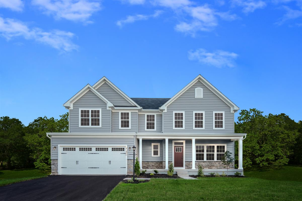 New Homes For Sale At Woodlands At Berea In Fredericksburg Va Within The Stafford County School Distri Virginia Homes House Buying Guide Build Your Dream Home