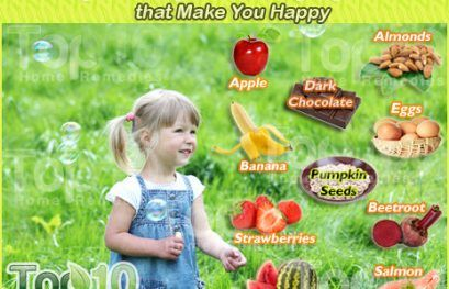 Top 10 da dopamina Superfoods que te fazem feliz