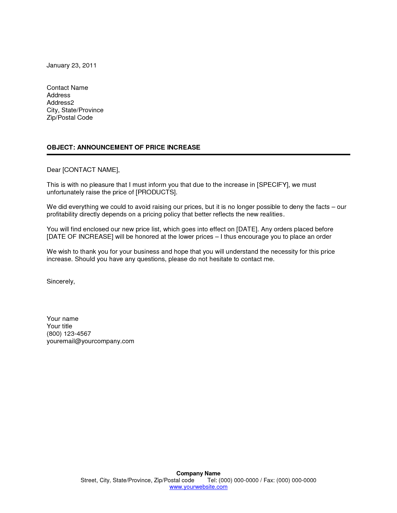 Doc Pay Raise Letter Template Request Leading Professional Truck