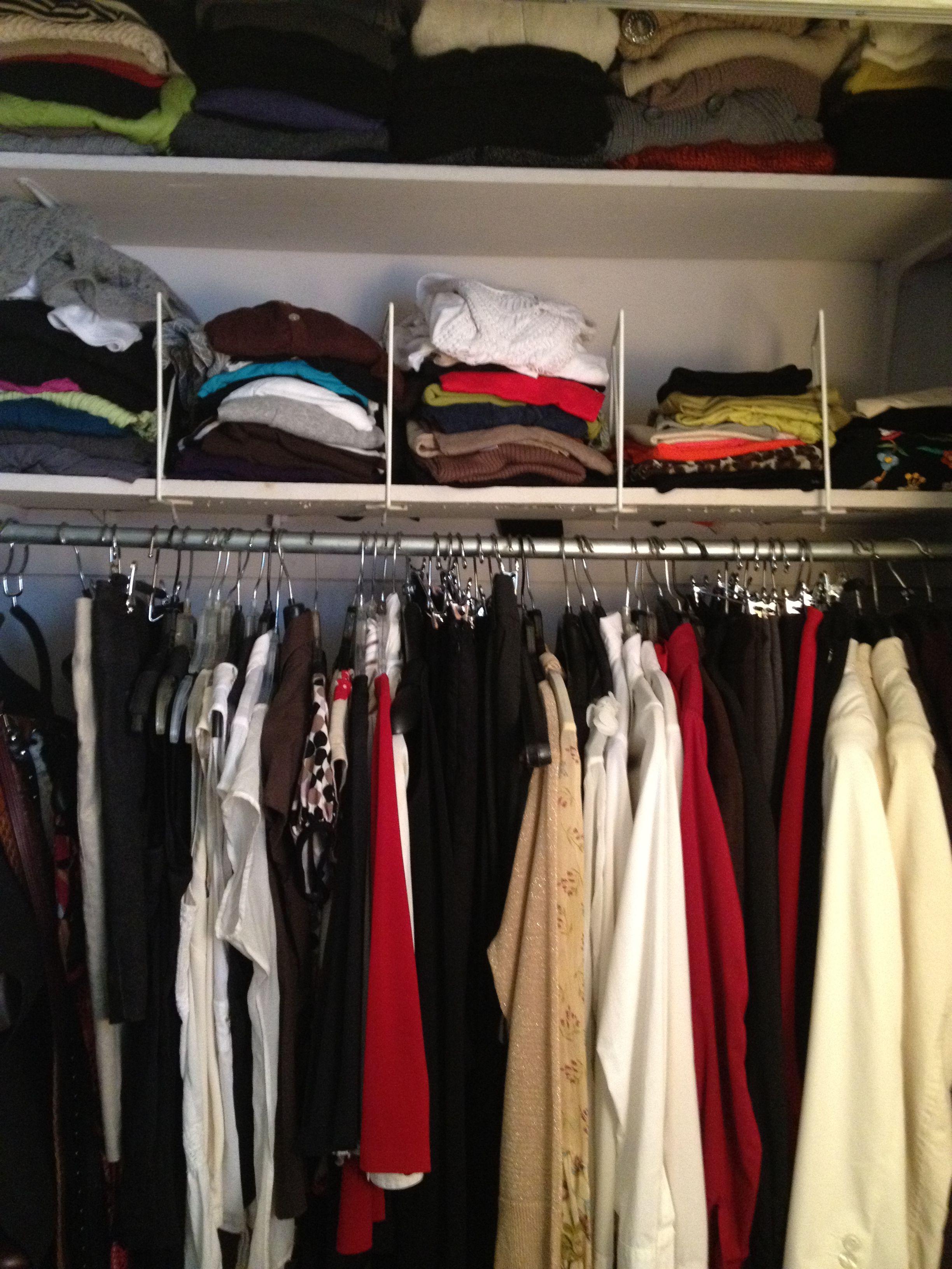 An Organized Closet Can Make You Feel Like A Million Bucks