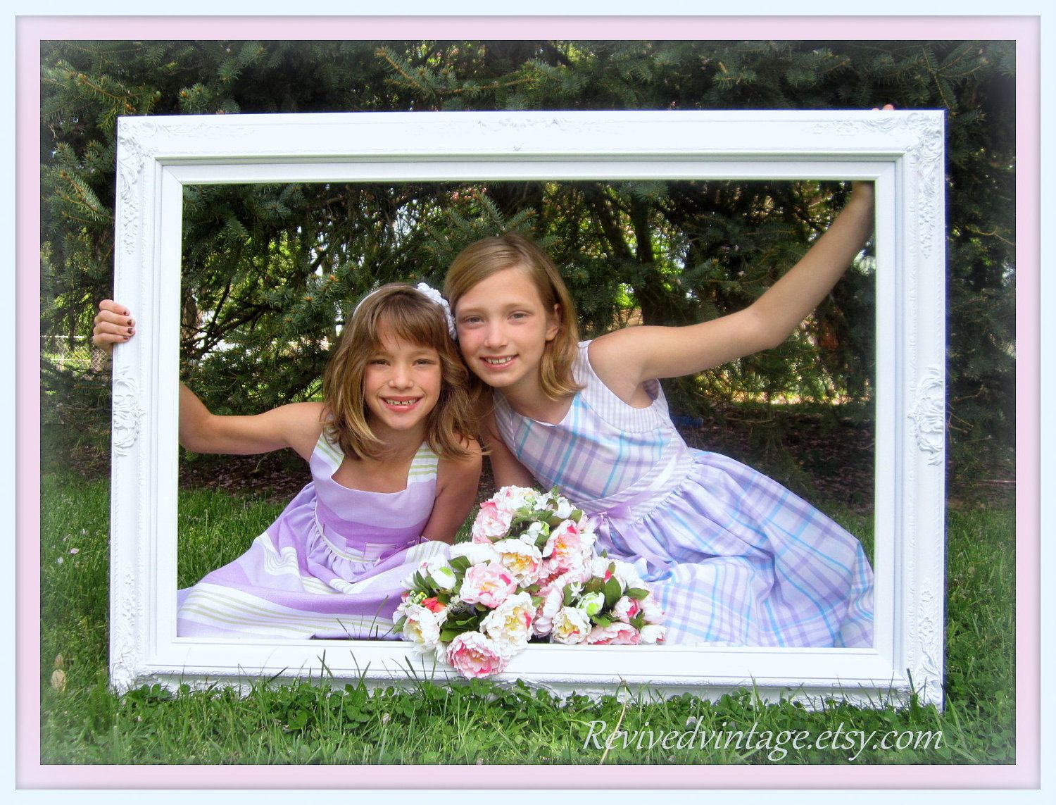 Photo Booth Frames For Sale Extra Large Huge Wedding Portrait Frame
