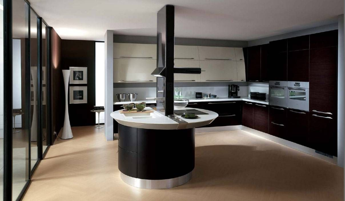 Modern Kitchen Plans 50 modern kitchen designs that use unconventional geometr graphic world co Contemporary Kitchen Design Pictures Photos Black Chairs Kitchen Ideas Paint 20 Kitchen Cabinet Colors