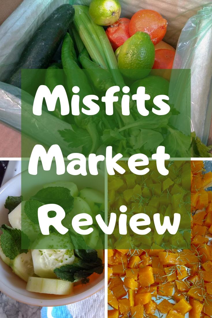 Misfits Market Review Real food recipes, Food recipes